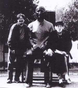 Michael Batz et George Tabori